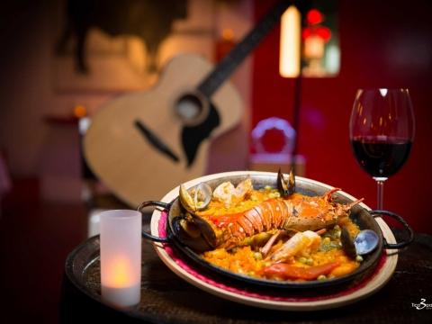 Fotografia Gastronomica Tico