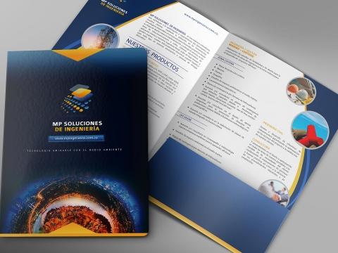 Carpetas Corporativas MP Soluciones de Ingeniería - Trabajos Realizados Macondo