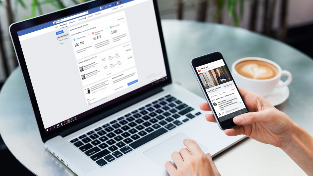 Pauta publicitaria para redes sociales - Tintes Iris