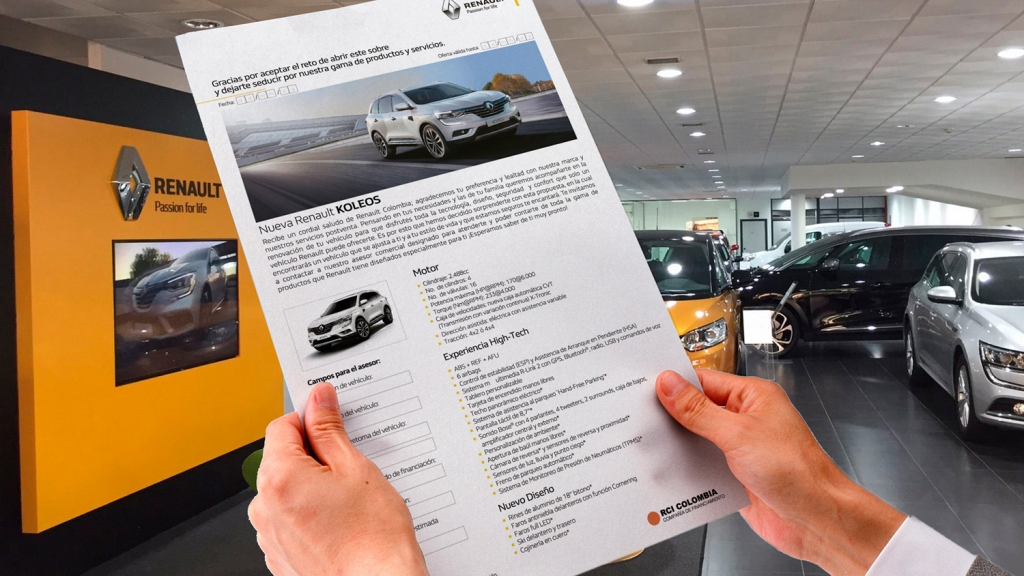 Renault Ventas