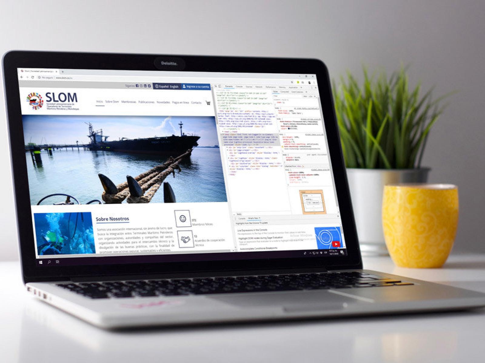 Sitios web - Grupo Creativo Macondo