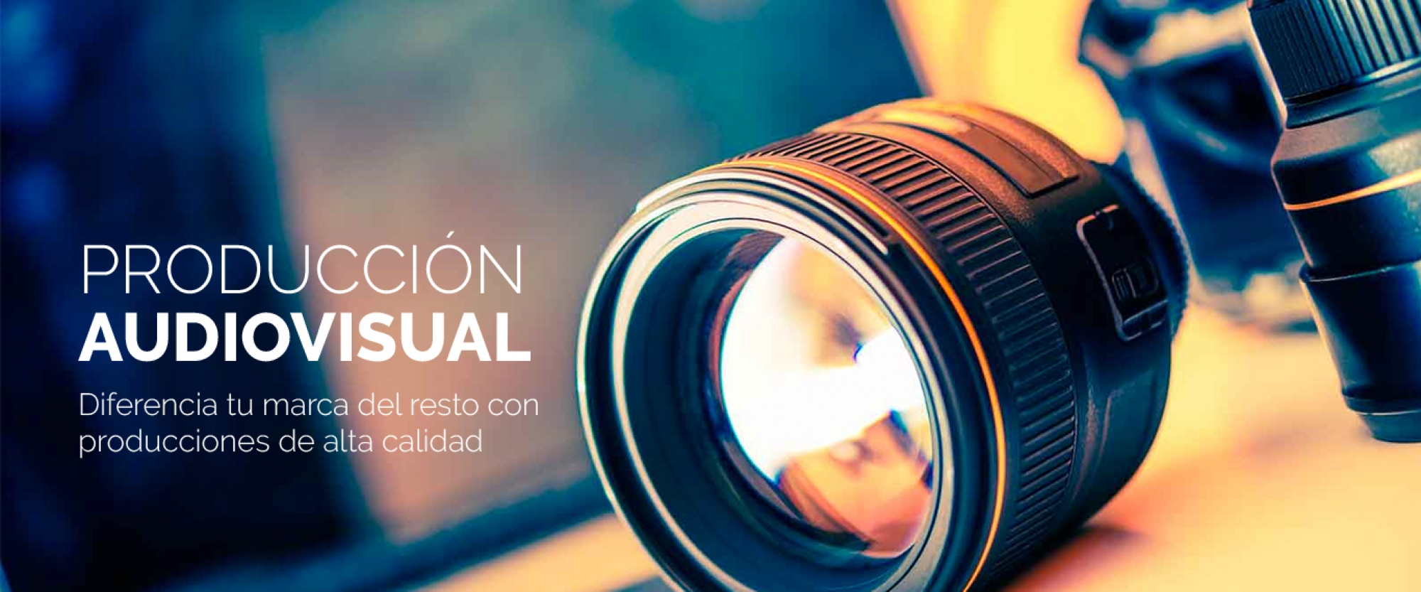 Producción Audiovisual - Servicios Grupo Creativo Macondo