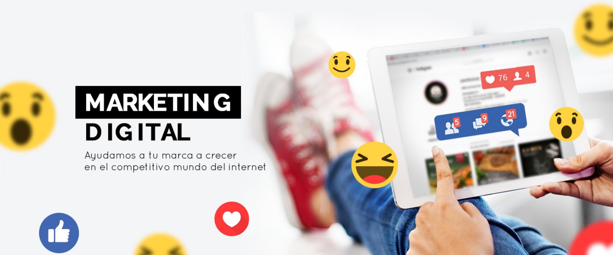 Marketing Digital - Grupo Creativo Macondo