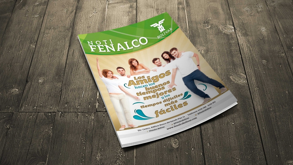 Portada Revista Noti Fenalco