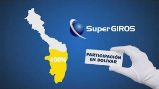 Embedded thumbnail for Vídeo publicitario para SuperGIROS